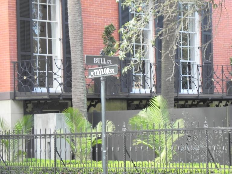 Corner of Bull and Taylor - Savannah (3)